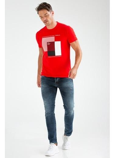 Speedlife ıssue Tişört Kırmızı